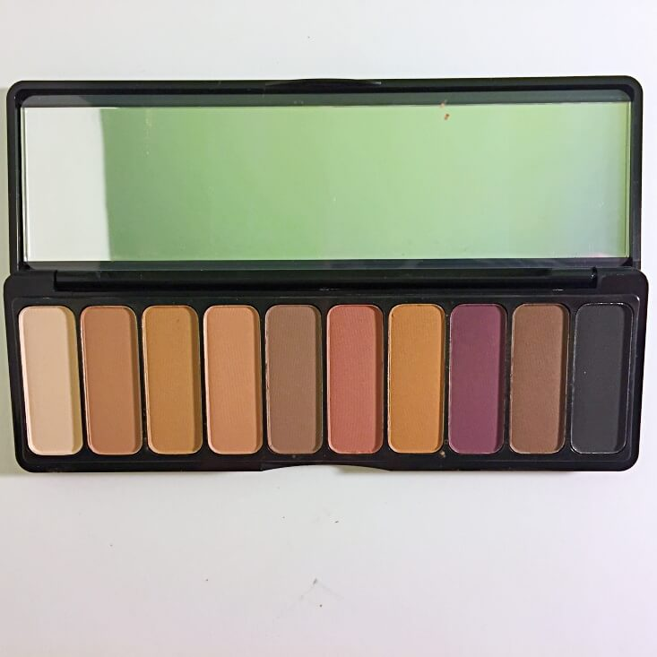 e.l.f. Mad for Matte Eyeshadow Palette Summer Breeze
