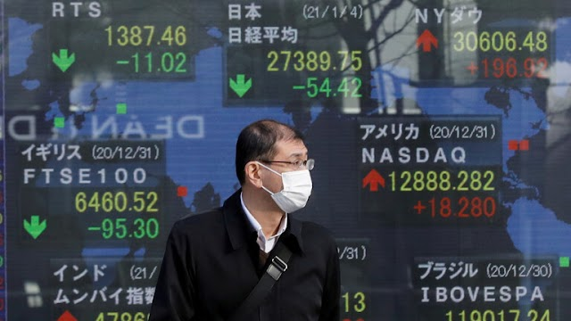 Japanese Stock Market at its highest level in 30 years