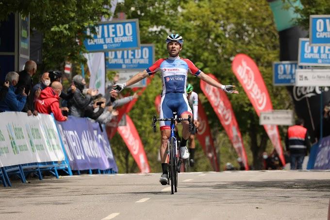 Las fotos de la Vuelta a Asturias 2021 - Fotos Ciclismo González