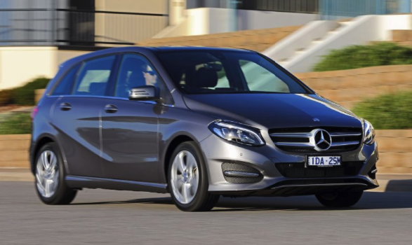 2017 Mercedes-Benz B250 4Matic Review And Release