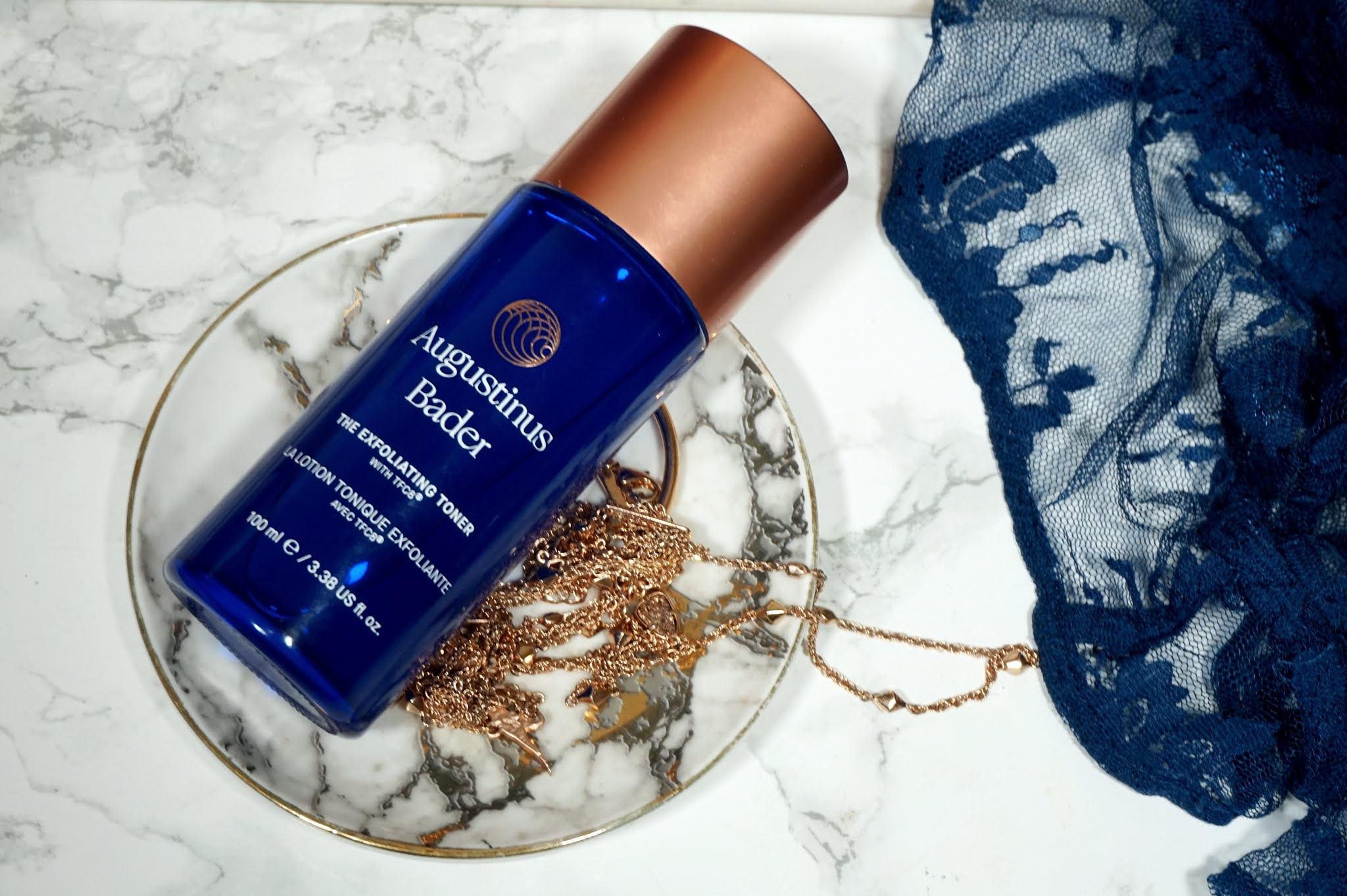 Augustinus Bader The Essence - Exfoliating Toner Review