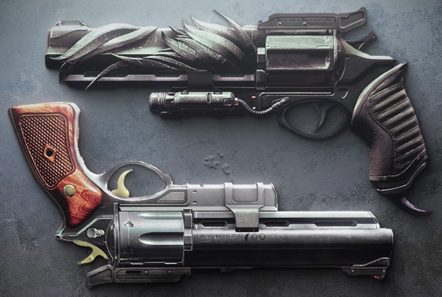 """Destiny 2: So goes the exotic quest """"How the crow flies"""" for Falkenmond"""