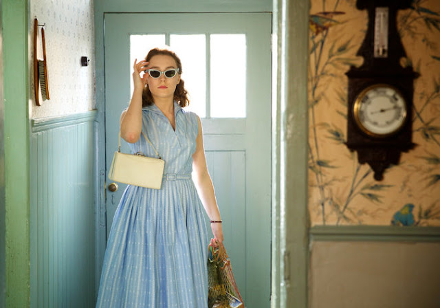 'Brooklyn': Quiet Period Drama about Home. A review of the Saoirse Ronan drama, adapted from the novel of the same name. Text © Rissi JC