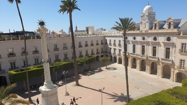 La Plaza Vieja acogerá el Vía Crucis de la Agrupación con el Cristo de la Buena Muerte de Almería