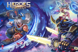 Download Heroes Infinity: RPG + Auto Chess Online Offline Mod Apk | Unlimited Money