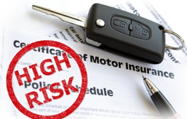 how to get cheap auto insurance high-risk drivers policy coverage insure vehicle