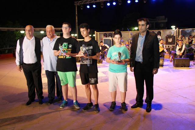 Βράβευσε  τους Πρωταθλητές του 2ου Τουρνουά Σκάκι Νέων   ο Δήμος Φυλής