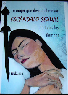 Portada del libro La mujer que desató el mayor escándalo sexual de todos los tiempos, de Eli Yaakunah