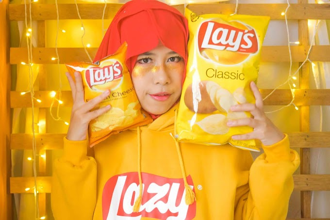 Lazy Lay's Make-Up Inspired