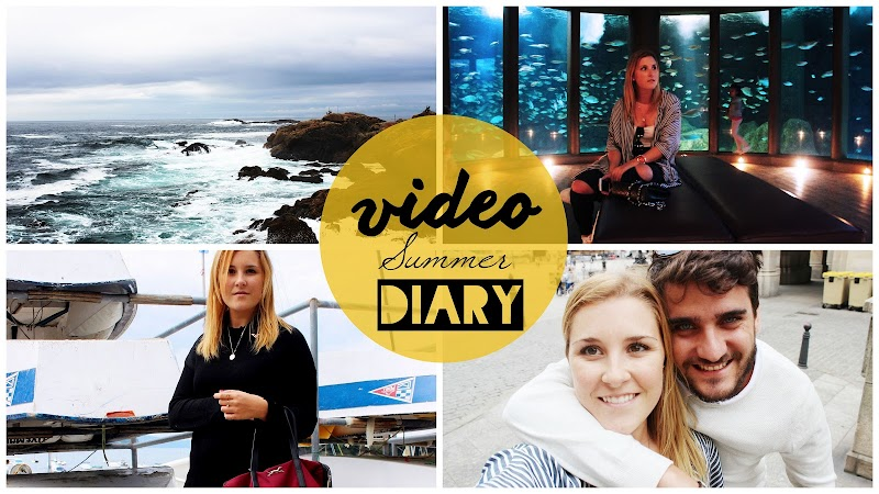 VIDEO | TAVEL DIARY . SUMMER DAYS