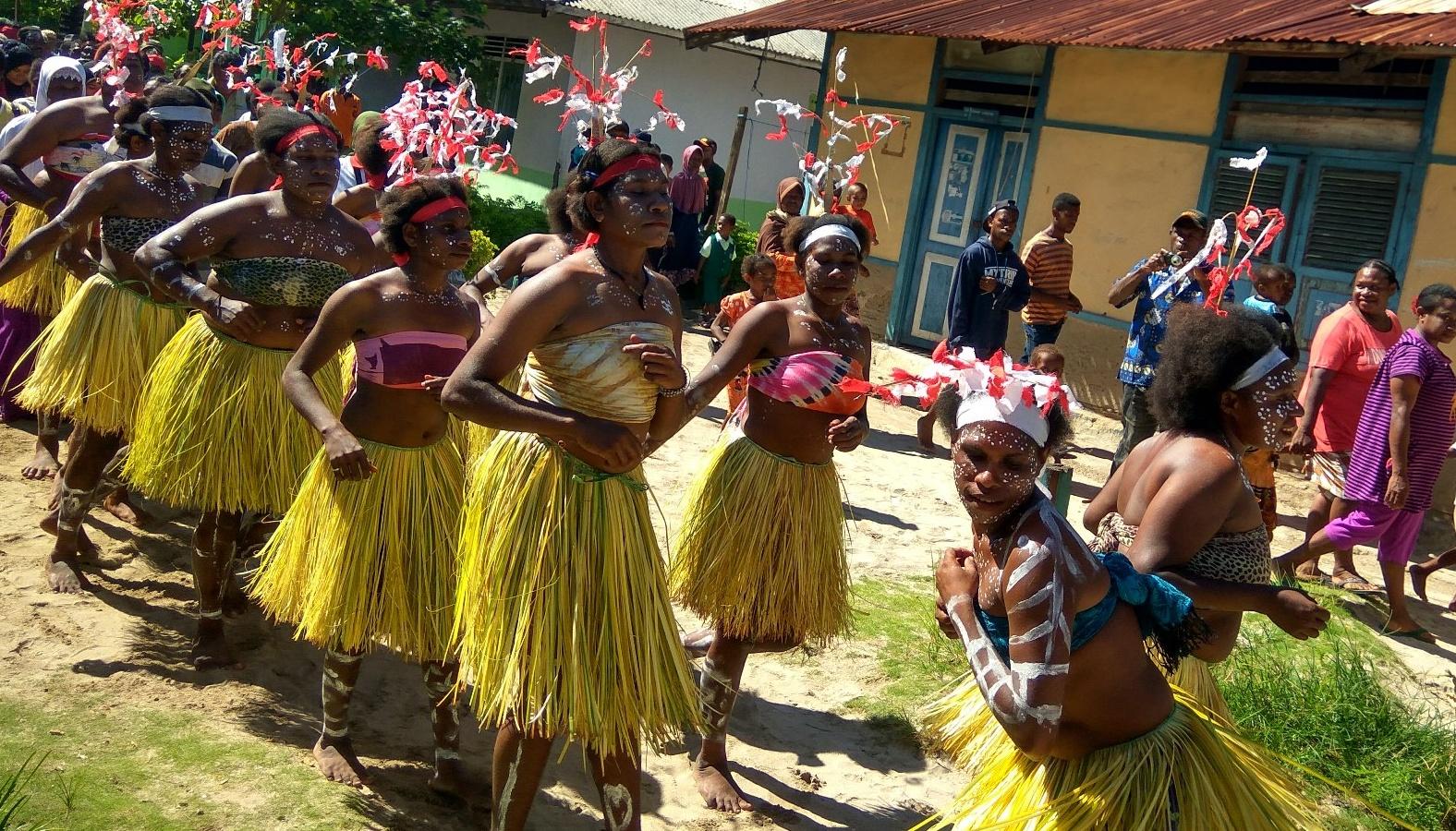 Motivator Papua Barat