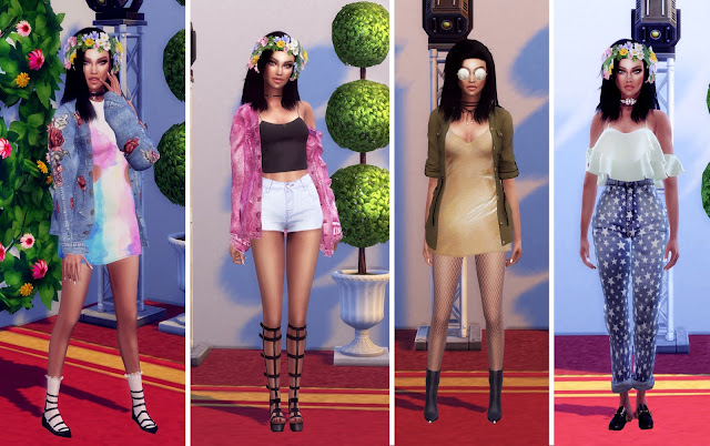Sims 4 Zodiac Custom Content