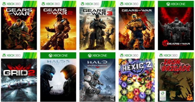 Ten Xbox 360 Games for Teens