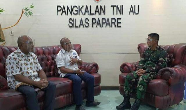 Budhi Achmadi Ungkap Lanud Silas Papare Dukung Corinus Krey Jadi Pahlawan Nasional Papua