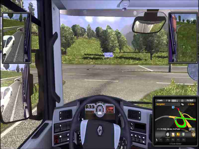 euro truck simulator 2 game download free for pc full. Black Bedroom Furniture Sets. Home Design Ideas