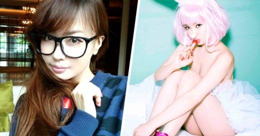 La gente no descifra la edad de la modelo Risa Hirako