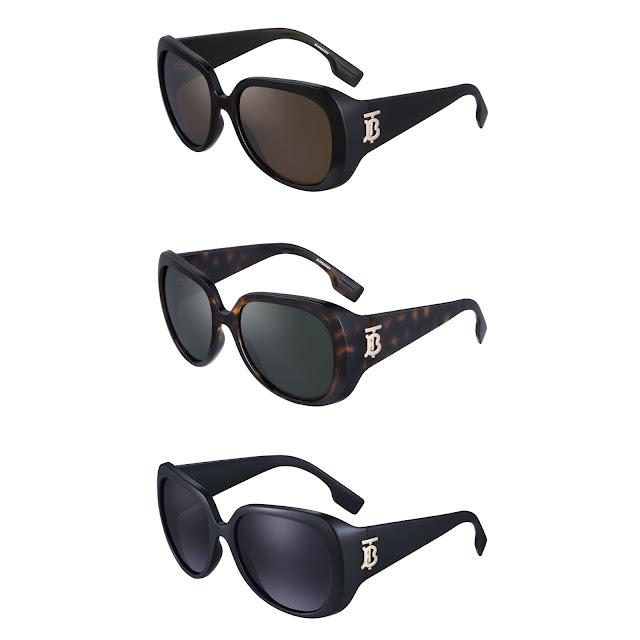 burberry sonbahar kış güneş gözlükleri kadın
