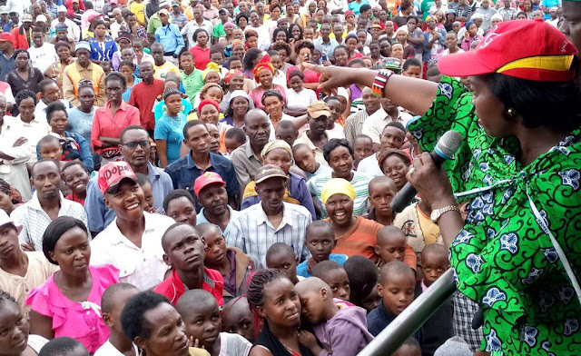 Martha Karua Calls Waiguru An Idiot And Inferior, Blames Kirinyaga Voters For Her Loss