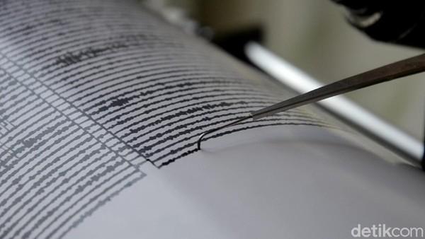 Gempa M 4,7 Guncang Boalemo Gorontalo