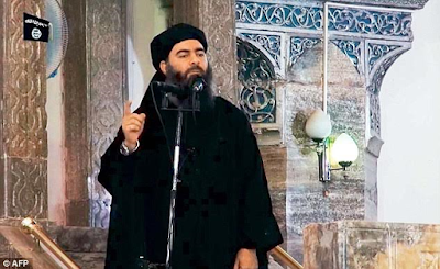 ISIS leader orders suicide bombers to make the blood of the unbelievers flow as rivers