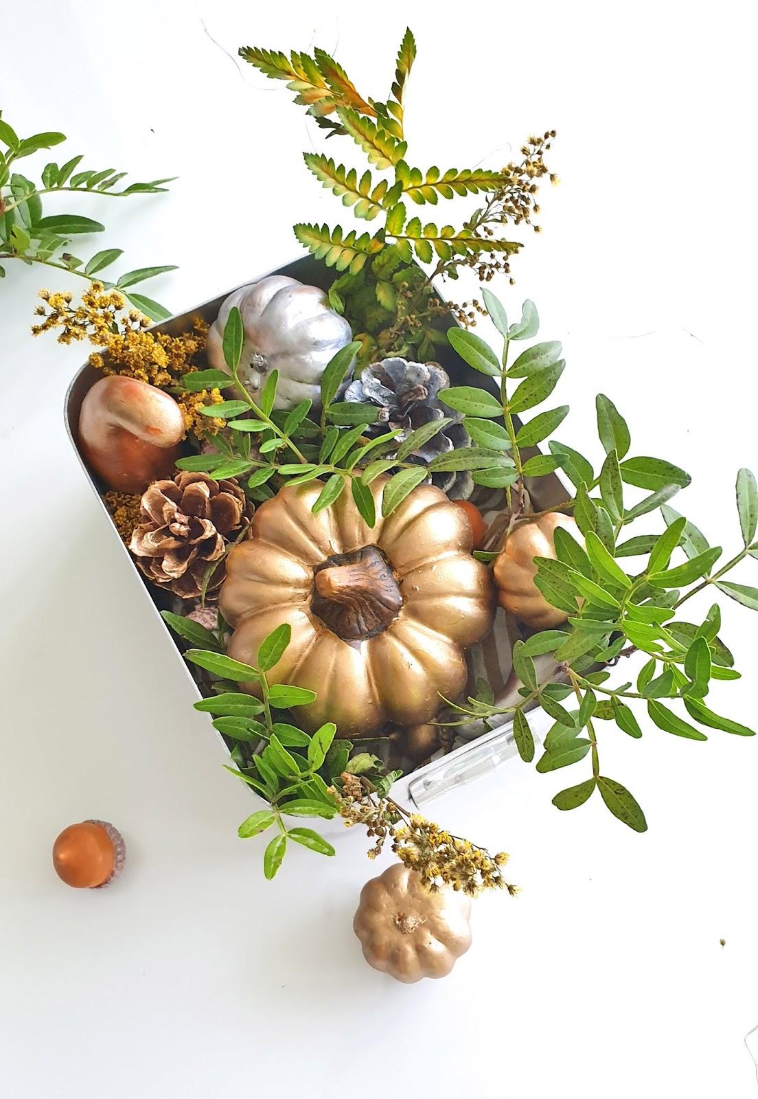 Jak zrobić stroik na jesień?