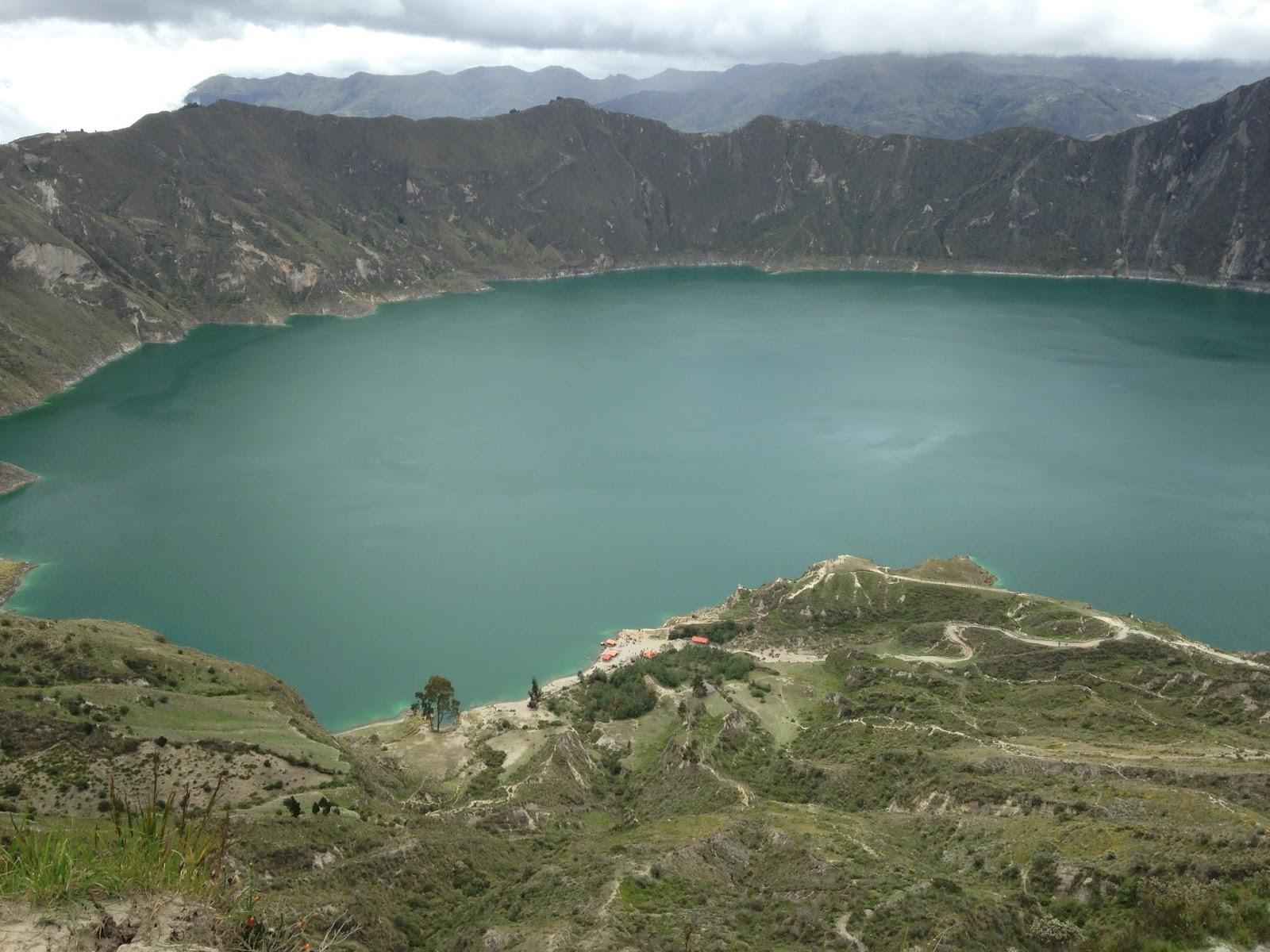 Circuito Quilotoa : Edges of ecuador