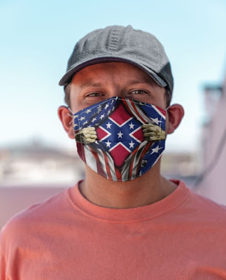 Southern United States Flag,  Southern United States Flag Face masks facemask