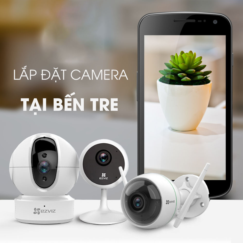 Lắp camera Tiền Giang