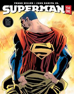 Superman: Year One y Batman: Last Knight on Earth
