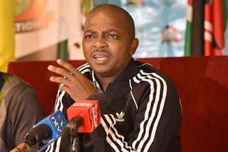 FKF President Nick Mwendwa on Harambe stars worldcup fate