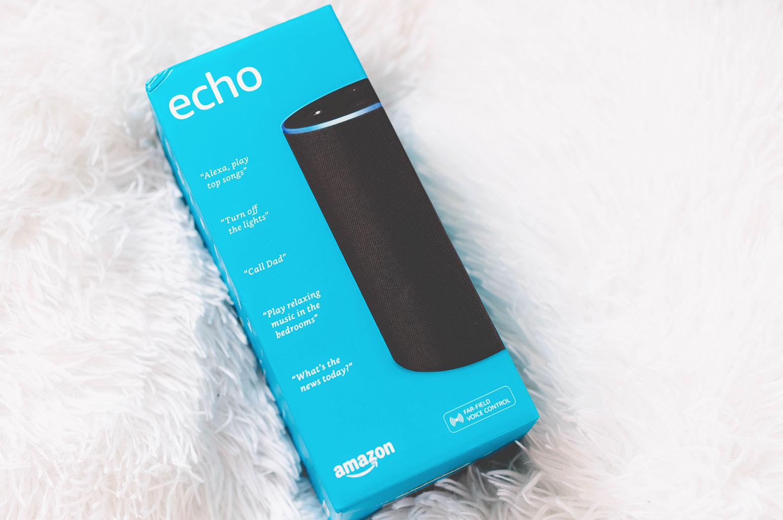 Amazon Echo Giveaway - Amanda's Corner