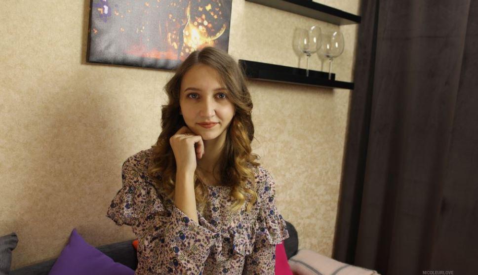 NicoleUrLove Model GlamourCams