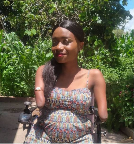 Wonderful! Motivational Speaker Who Was Born Without Limbs discloses she Is Pregnant as she shares her baby bump pictures