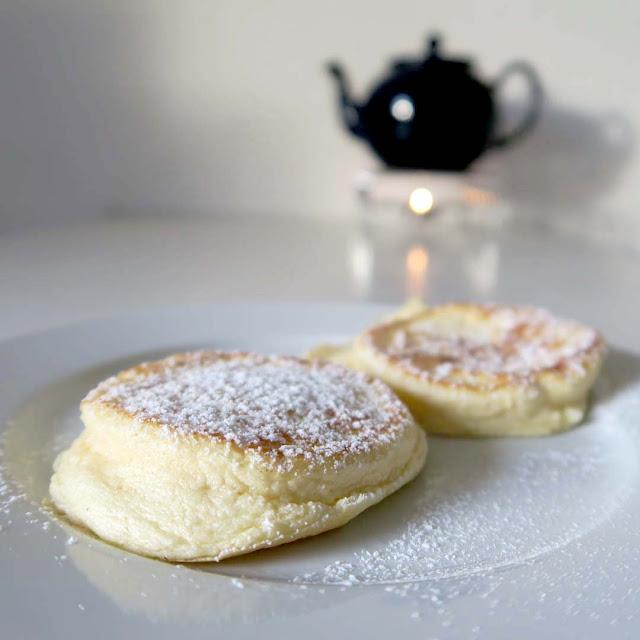 Fluffy Pancakes / Souffle Pancakes| pastasciutta.de