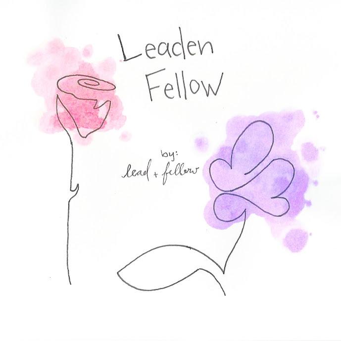 lead+fellow album cover art