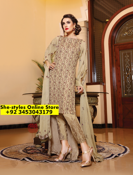 Pakistani fancy dresses 2017 for wedding buy pakistani for Pakistani designer wedding dresses 2017