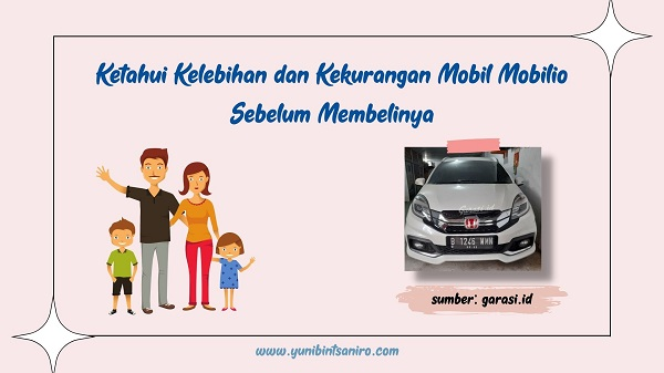 Kelebihan dan Kekurangan Mobil Mobilio