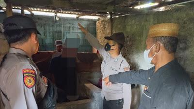 2 Hari 2 Warga Lampung Barat Tewas Gantung Diri