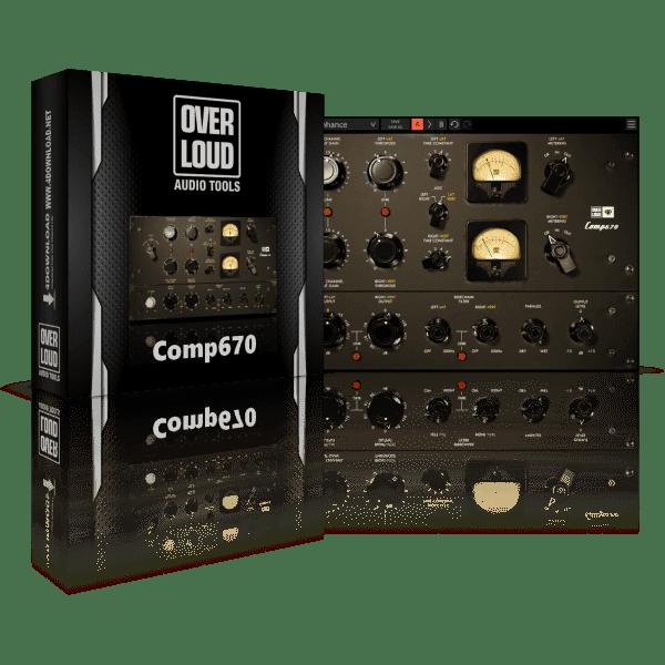 Overloud Comp670 v1.1.2 Full version