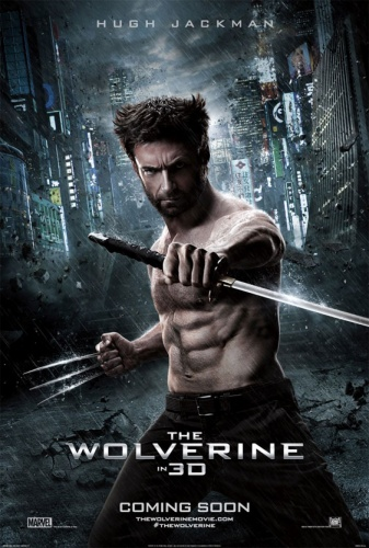 Film The Wolverine 2013