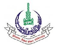 Latest Jobs in Allama Iqbal Open University Islamabad AIOU