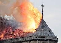 Παναγία των Παρισίων: Εικόνα βομβαρδισμού μετά τη φωτιά – Σπαρακτική περιγραφή