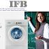 IFB Washing Machine IFB 6 kg Fully-Automatic Front Loading  (Diva Aqua SX, Silver, Inbuilt Heater, Aqua Energie water softener) at Amazon