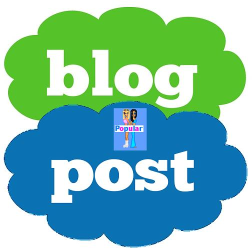 Top Ten Popular Posts at My BlogJob Site - One Year Anniversary!