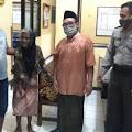 Tersesat di Kemangkon, Nenek Simprah Ditolong Anggota Komunitas Sahabat Dhuafa Purwokerto