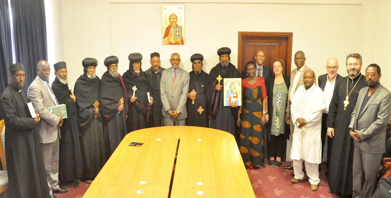 <Global church body to intervene in Eritrea &ndash; Ethiopia border dispute
