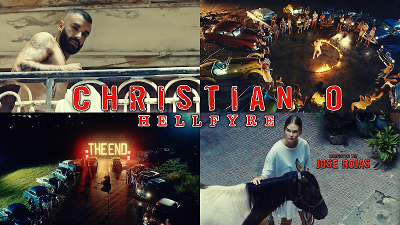 Christian O - ¨HellFyre¨ - Videoclip - Dirección: Jose Rojas. Portal del Vídeo Clip Cubano