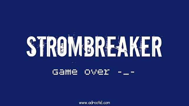 Strokbreaker GameOver Kernel for Redmi 4X | Santoni