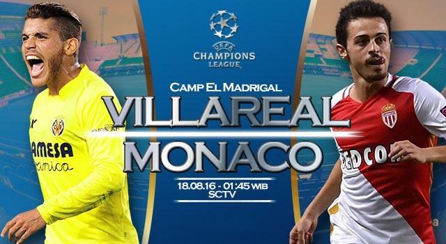 Monaco vs Villarreal