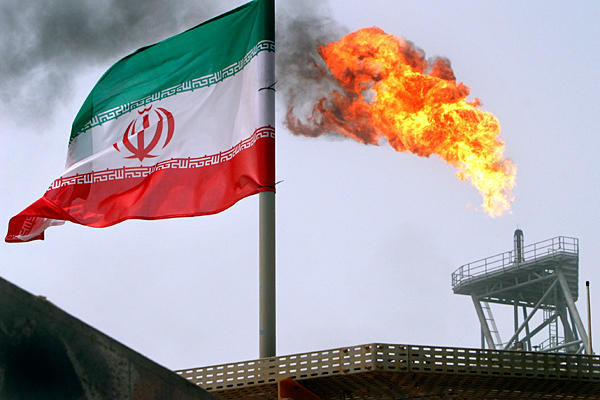 Cyber Attack on The Iranian Oil Ministry's Computer Network